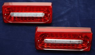 REAR LAMP LED CRYSTAL