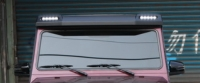 Cens.com FRONT ROOF SPOILER WITH LED DRL HOWELL AUTO PARTS & ACCESSORIES LTD.