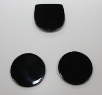 SPARE TIRE HOLDER SEAT COVER