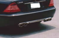 Rear Bumper Skirt