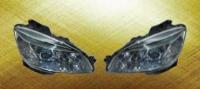 Head Light Rim W/LED
