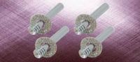 Crystal Door Lock Pin