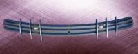 Bonnet Air Vent Molding