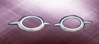 Fog Lamp Frame Rim (Oval Type)