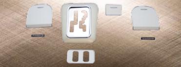 內裝電鍍飾件