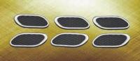 Fender Air Vent (Maserati Look)