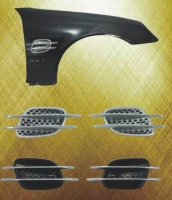 Fender Air Vent
