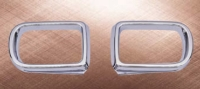 Sideview Mirror Cover Rim