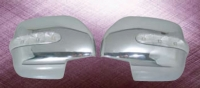 Sideview Mirror Cover W/LED
