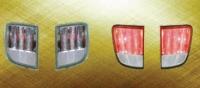 Rear Bumper Reflector W/Light