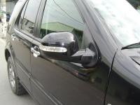 車鏡蓋 + LED