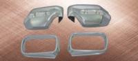 车镜盖 + LED