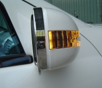 Door Mirror Cover w/light (arrow type)+ Manner Light