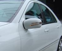 Door Mirror Cover w/Lght (arrow type)+ Manner Light