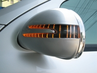 Door mirror cover w/light(arrow type) + manner light