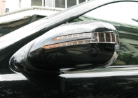 oor Mirror Cover W/light (arrow type) + Manner Light