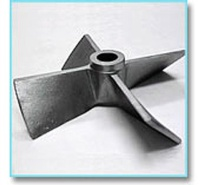 Heat-resistant cast alloy parts