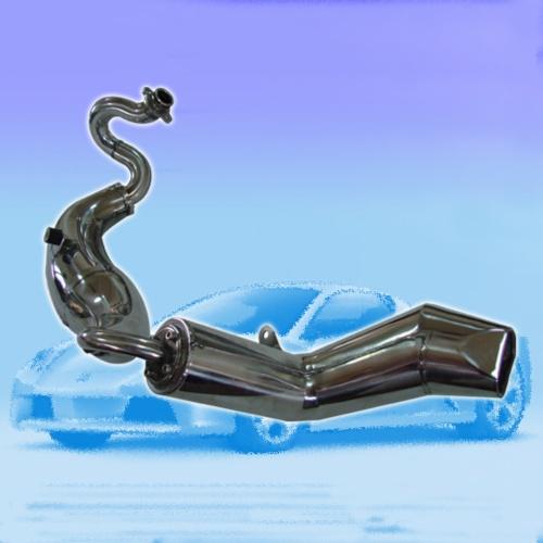 越野车排气管
