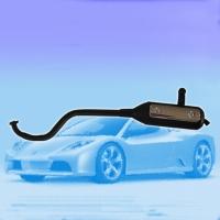 沙滩车排气管