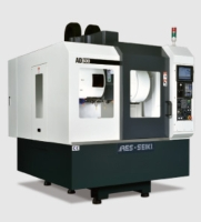 Twin-spindle CNC tapping center