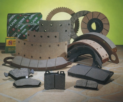 Clutch And Brake Lining Material : Clutch lining