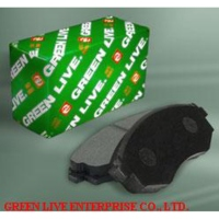 Cens.com Disc Brake Pads GREEN LIVE ENTERPRISE CO., LTD.