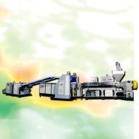 塑胶板制造机(薄板专用)