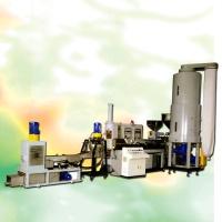 環保型塑料回收押出機系列(水冷式)
