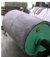 Rubber Conveyor Roller