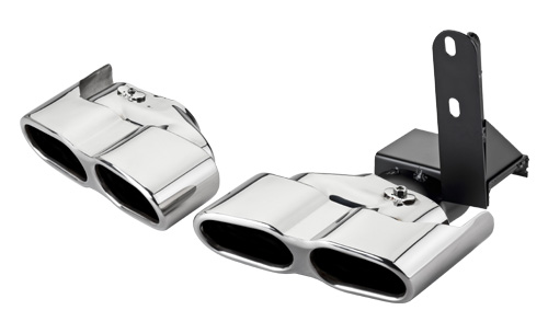 S.S. TAIL PIPE FOR W-204 C-180/C-200 (S-65 LOOK)