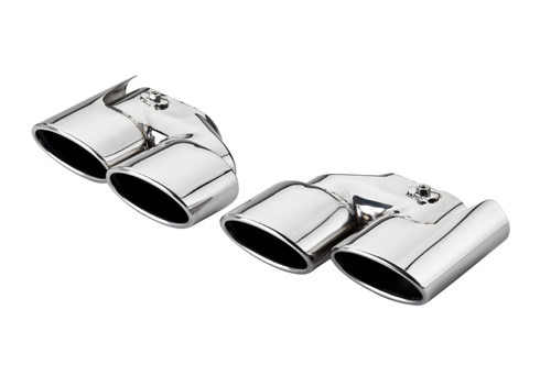 S.S. TAIL PIPE FOR W-204 C-280/C-300 (C-63 LOOK)