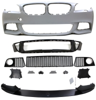 FRONT BUMPER FOR 11-13 F-10 (M-PERFORMANCE LOOK)