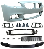 FRONT BUMPER FOR 11-14 LCI F-10, (M-PERFORMANCE LOOK)