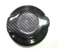 DRY CARBON GAS TANK COVER FOR 13-ON F-56 COOPER S