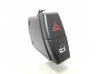 HAZARD WARNING SWITCH WITH CENTRAL LOCK FOR E-60/E-63/E-70/E-71/E-83/E-84/E-89