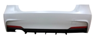 REAR BUMPER FOR F-30 M-PERFORMANCE