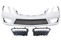 FRONT BUMPER FOR W-212 E=63 LOOK