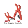 Hose Clamp Plier With Spring Tool