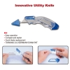Quick-change Blade Utility Knife