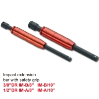 Impact Extension Bar With Safety Grip