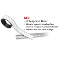 Soft Magnetic Ruler
