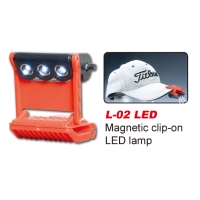 Magnetic Clip-on LED Lamp