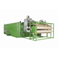 Dual-Conveyor Drying Oven (Gas Burner) DC-86