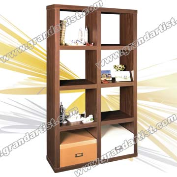 Hollow board made of storage rack/cabinet/book shelf