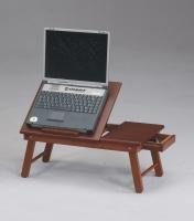 昇降便利折合桌(轻便电脑桌)