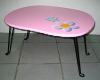 折蝶合室桌