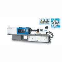 High-speed / Close-loop Hybrid Injection Molding Machine