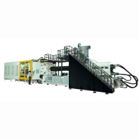 Hydra-mech Clamping Injection Molding Machine