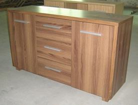 2 Door/3 Drawers Sideboard