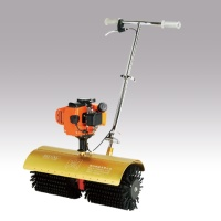 Rotary Brush Power Sweeper